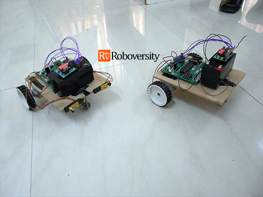 Swarm Robotics Workshop Snap 1