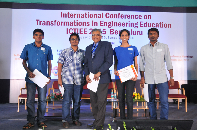 Roboversity IUCEE Challenge 2016 Second Runners-up