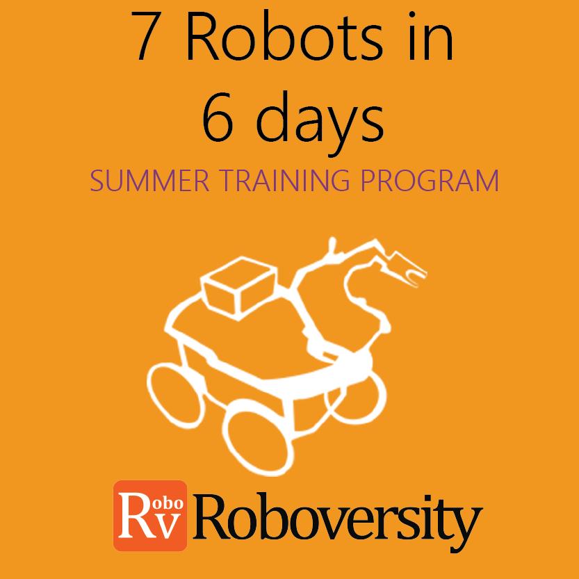 Summer Training Program on Robotics Robotics at Skyfi Labs Center  Workshop