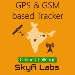 GPS – GSM Based Vehicle Tracker - A Challenge