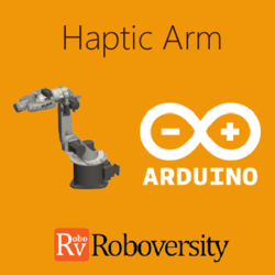 Haptic Arm Arduino Workshop Robotics at Skyfi Labs Center, Chennai Workshop