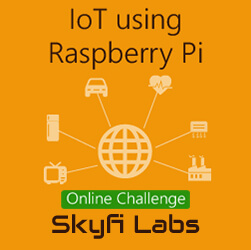 IoT using Raspberry Pi Project - A Challenge