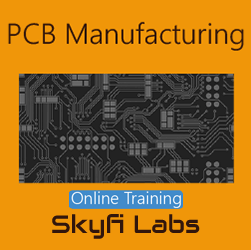 PCB Manufacturing Online Project based Course