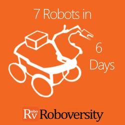 Winter Training Program on Robotics Robotics at Skyfi Labs Center