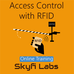 Access Control with RFID Online Project based Course