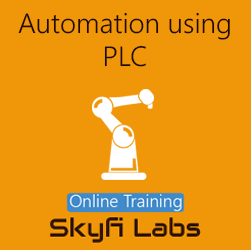 Automation using PLC Online Project-based Course