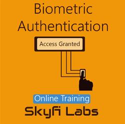 Biometric Authentication Online Project based Course