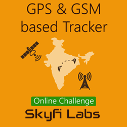 GPS – GSM Based Vehicle Tracker - A Challenge