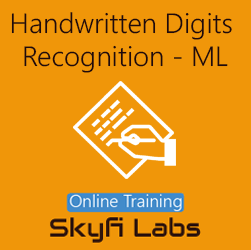 Handwritten Digits Recognition using Machine Learning