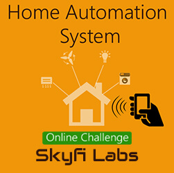 Home Automation System Project - A Challenge