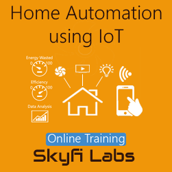 Home Automation System using IoT Online Project Based Course