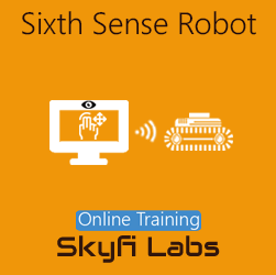 Sixth Sense Robot Online Project-based Course
