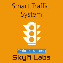 Smart Traffic Lighting System Online Project based Course