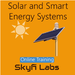 Solar and Smart Energy Systems Online Project based Course